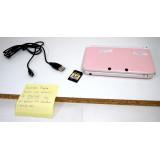 Nintendo 3DS XL, regionsfri rosa