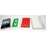 Namco Game Music vol. 1 på kassettband med fodral
