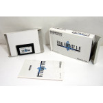 Final Fantasy I-II Advance (boxat), GBA