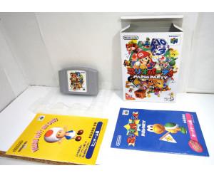 Mario Party (boxat), N64