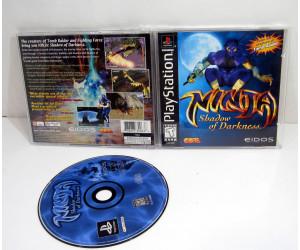 Ninja Shadow of Darkness (USA), PS1