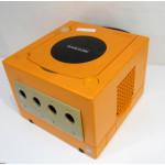 GameCube konsol - regionsfri (orange)