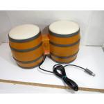 Donkey Konga trummor, GC