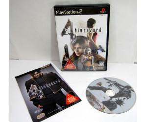 BioHazard 4, PS2