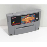 Earthbound, engelsk text (repro), SNES