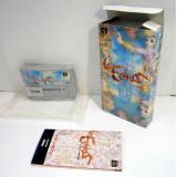 Lennus / Paladin's Quest (boxat), SFC