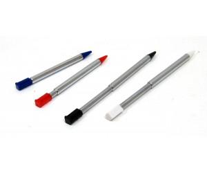 Old 3DS stylus penna, metallisk