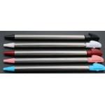 3DS XL, NDS XL stylus penna, metallisk