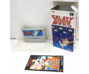 Galaxy Wars (boxat), SFC