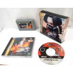 King of Fighters '95 med kassett och box, Saturn