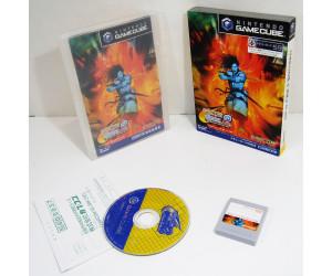 Capcom Vs SNK 2 + minneskort, GC
