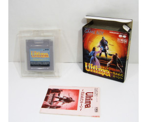 Ultima Runes of Virtue (boxat), GB
