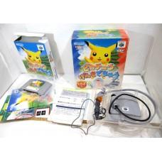 Hey You Pikachu (boxat), N64