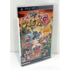 Monster Hunter Diary: Airu Village G *inplastat*, PSP