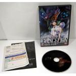 Neon Genesis Evangelion 01 Test-Type DVD