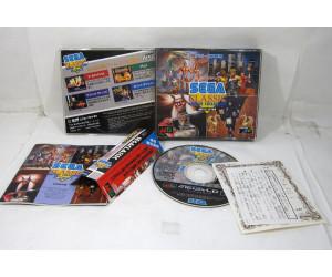 Sega Classics: Arcade Collection 4-in-1, MCD