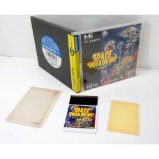 Space Invaders: Fukkatsu no Hi, PCE