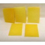 5 st Pc Engine original hu card skumplast gula