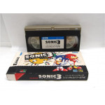 Sonic History Video: Sonic 3 - VHS videoband