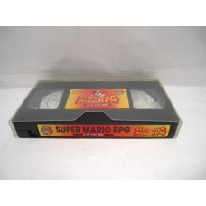 Jump Greatest Club Video VHS Japan: Super Mario RPG