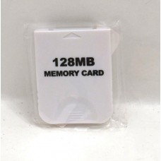 GameCube / Wii minneskort 128MB, nytt