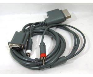 XBOX 360 VGA kabel HDTV, ny