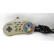 Ascii Pad handkontroll NTSC SNES / SFC