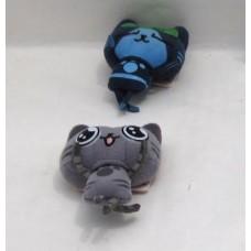 Capcom Plyshfigurer - 2st katter