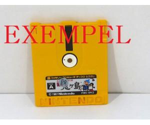 Testdisk till Famicom Disk System (fungerande)