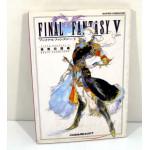 Final Fantasy V - Basic Knowledge bok guidebok