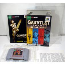 Gauntlet Legends (+skyddsbox), N64