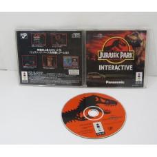Jurassic Park Interactive, 3DO