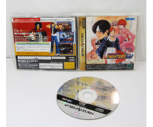 King of fighters '97, Saturn