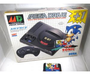 Mega Drive japansk + 1 spel