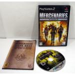 Mercenaries, PS2