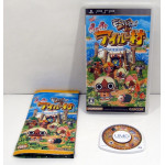 Monster Hunter Diary: Poka Poka Airu Village, PSP