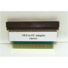 Adapter för NES-spel på Famicom