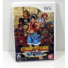 One Piece: Unlimited Adventure, Wii