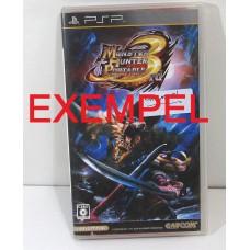 Otestat PSP-spel, 1st