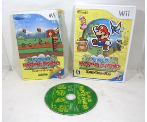 Super Paper Mario, Wii