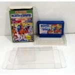 North & South (boxat), FC