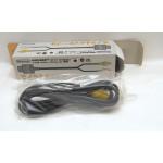 AV/RCA-kabel, Nintendo NTSC mono, original, ny?