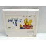 Final Fantasy I-II, FC