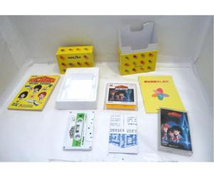 Ginga Denshou - Galaxy Odyssey (med kassettband), FDS