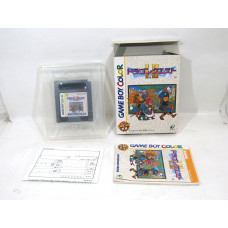 Dragon Quest I-II (boxat), GBC