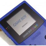 Game Boy Color GBC glasskärm, självhäftande