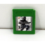 Metal Gear Solid (repro), GBC