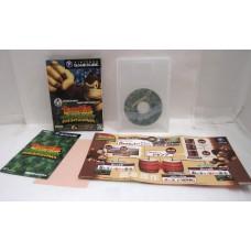 Donkey Kong Jungle Beat (med yttre box), GC
