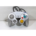GameCube handkontroll original, silver