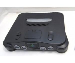 N64 konsol, japansk, med RGB